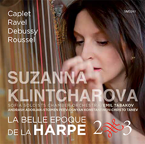 Suzanna Klintcharova La Belle Epoque de la Harpe vol 2 and 3